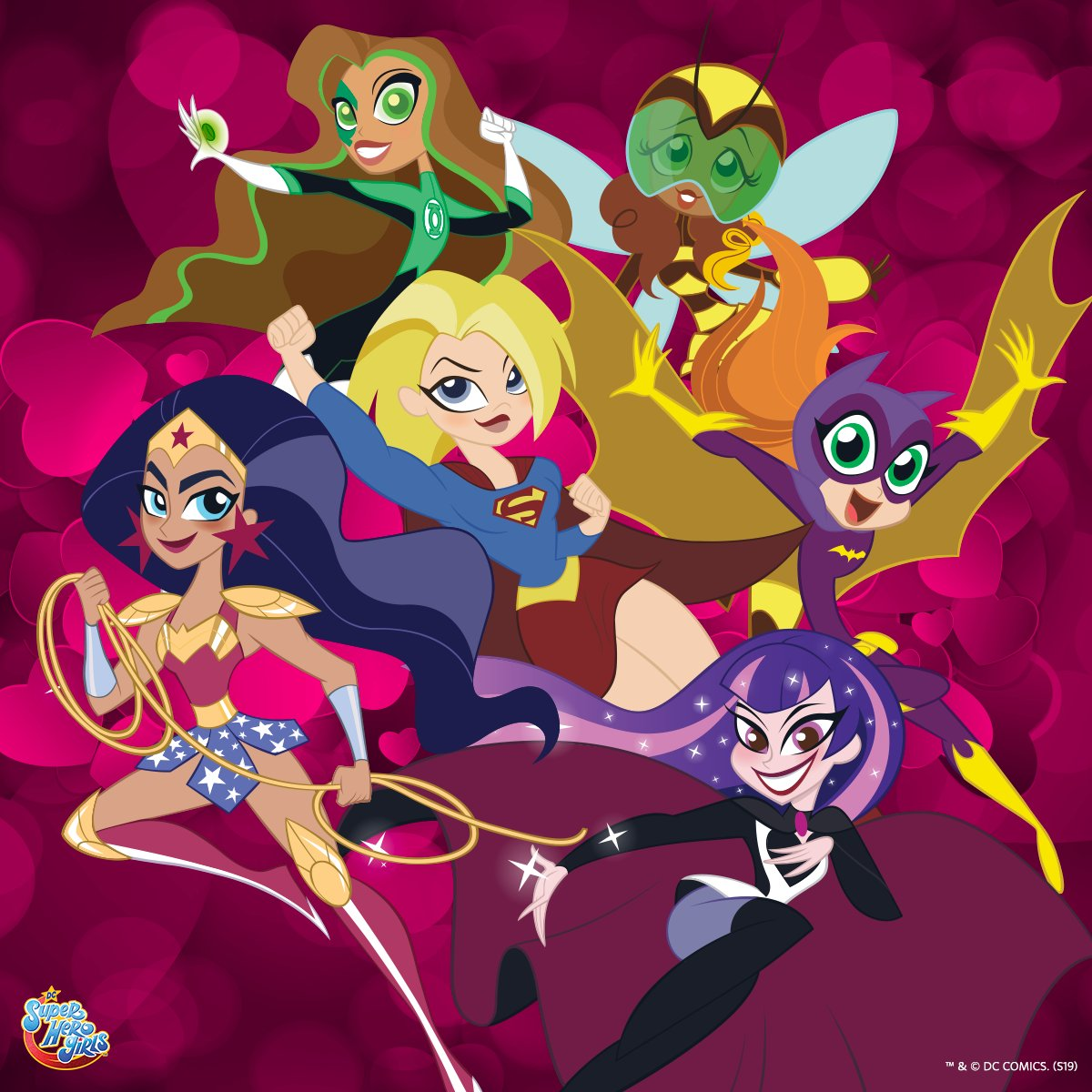 WATCH: Trailer drops for the new DC Superhero Girls animated