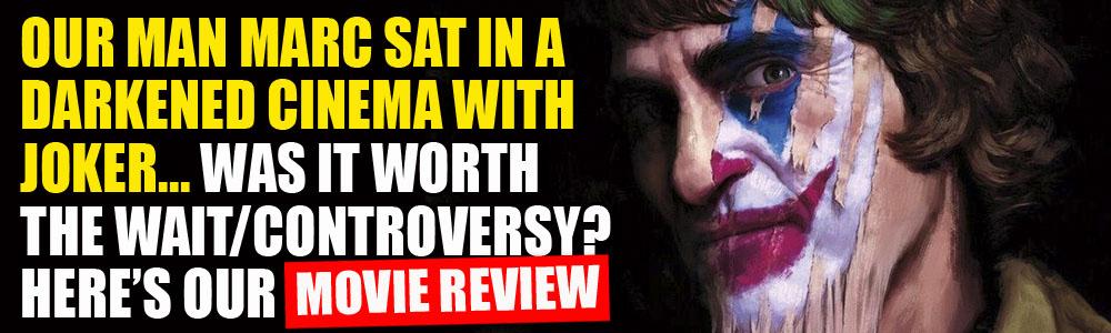 MOVIE REVIEW: FTN reviews Joker