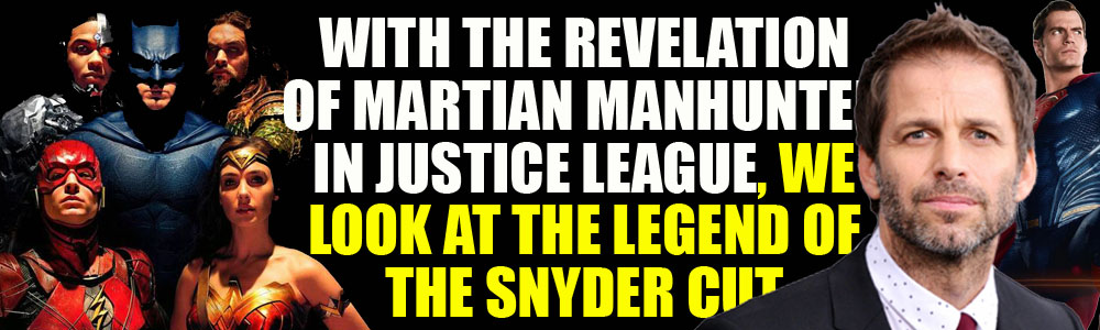 Justice League: The Snyder cut... is it real? Here's what you need to know