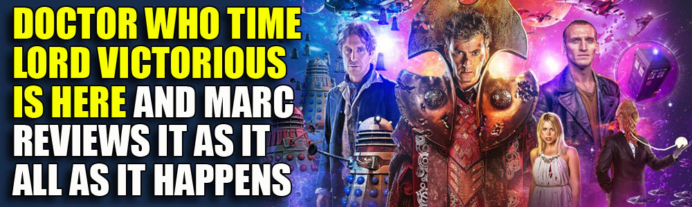COMPLETE REVIEW: Doctor Who: Time Lord Victorious