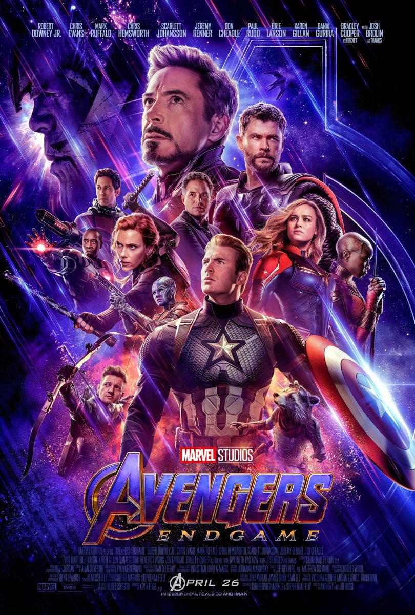 The Avengers: WATCH: Marvel/Disney Release New Avengers: Endgame