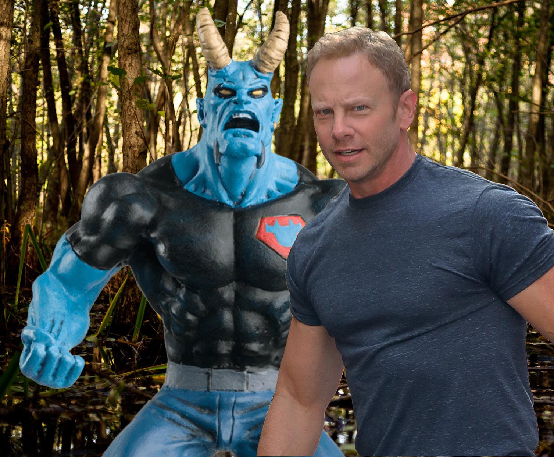 Blue Devil Mas