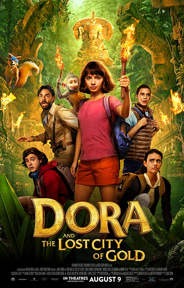 WATCH: New trailer is discovered for Dora And The Lost