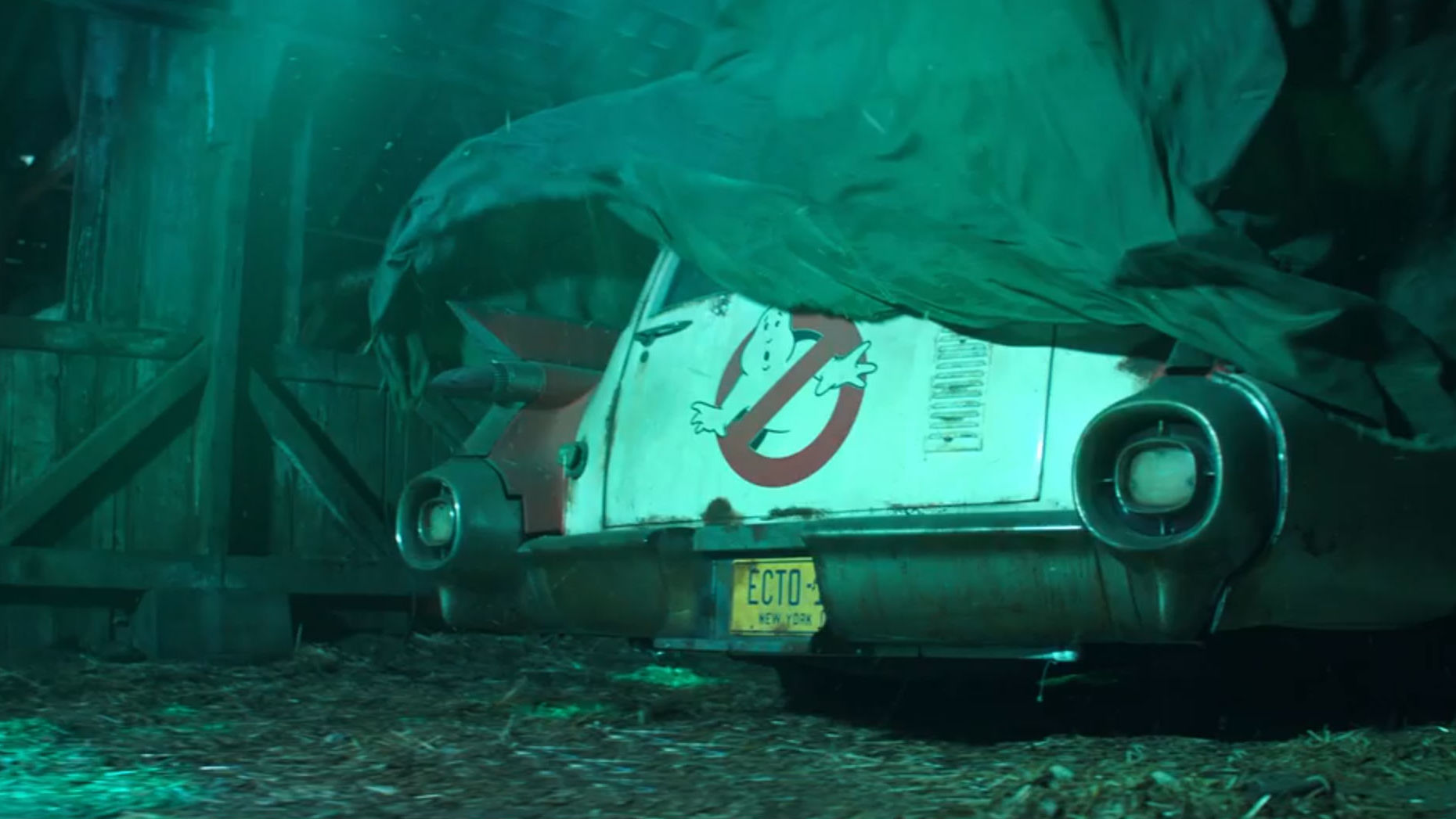 Watch There S An Official Teaser For Ghostbusters 3 Already