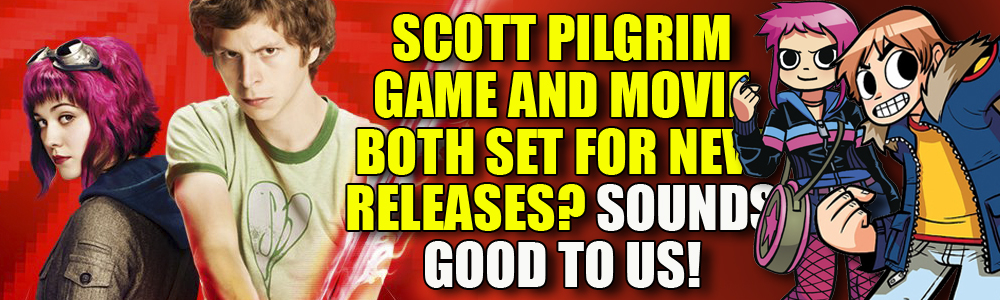 Scott Pilgrim Vs The World Movie – and game – set for re-release?