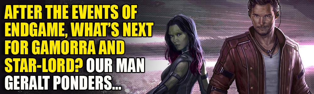 Gamora and Star-lord's relationship is MCU canon but should they keep it?