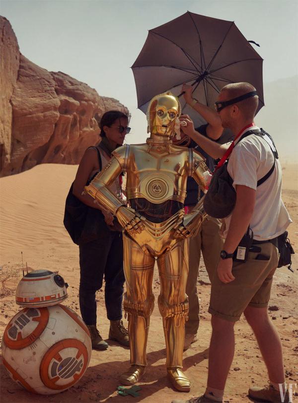 Watch  Star Wars  Rise Of Skywalker Behind