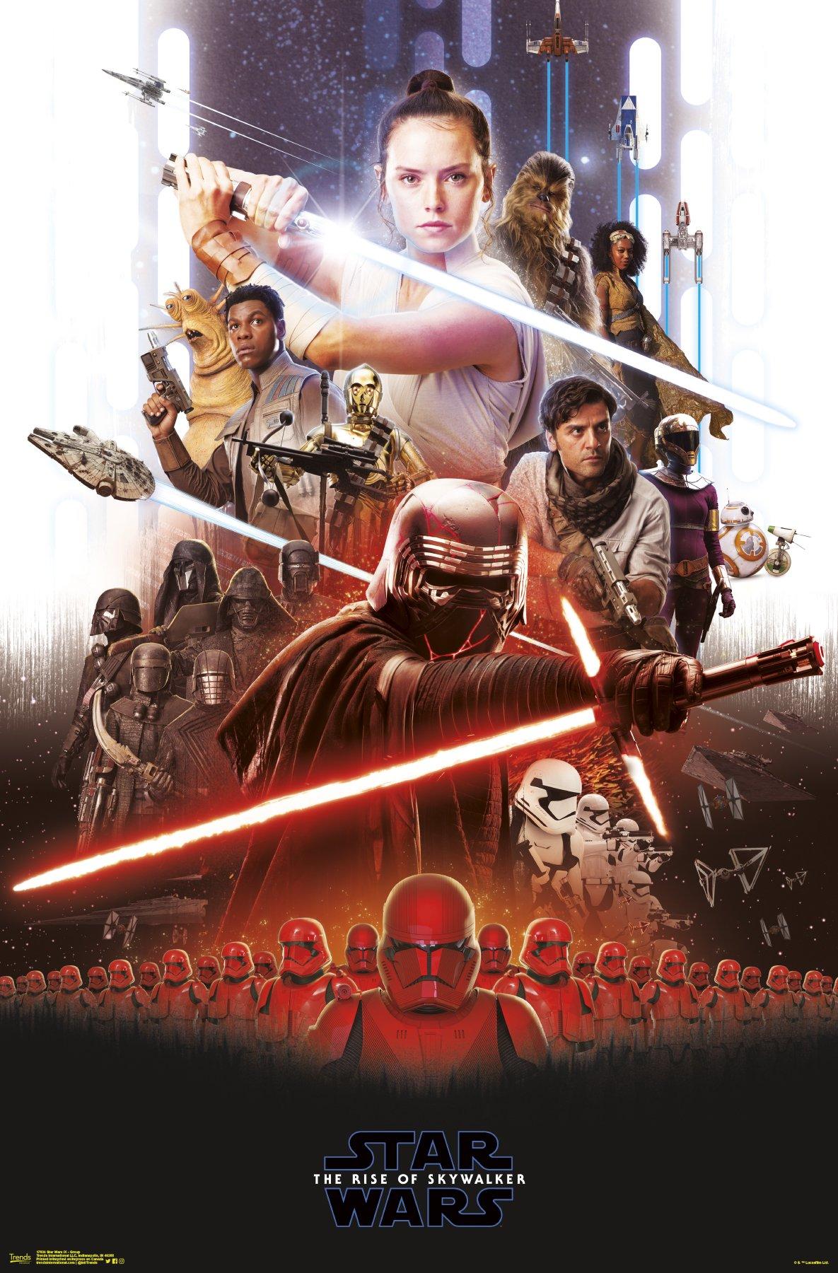 We Break Down Colin Trevorrow S Script And Art For Star Wars Episode Ix Following The Nerd Following The Nerd