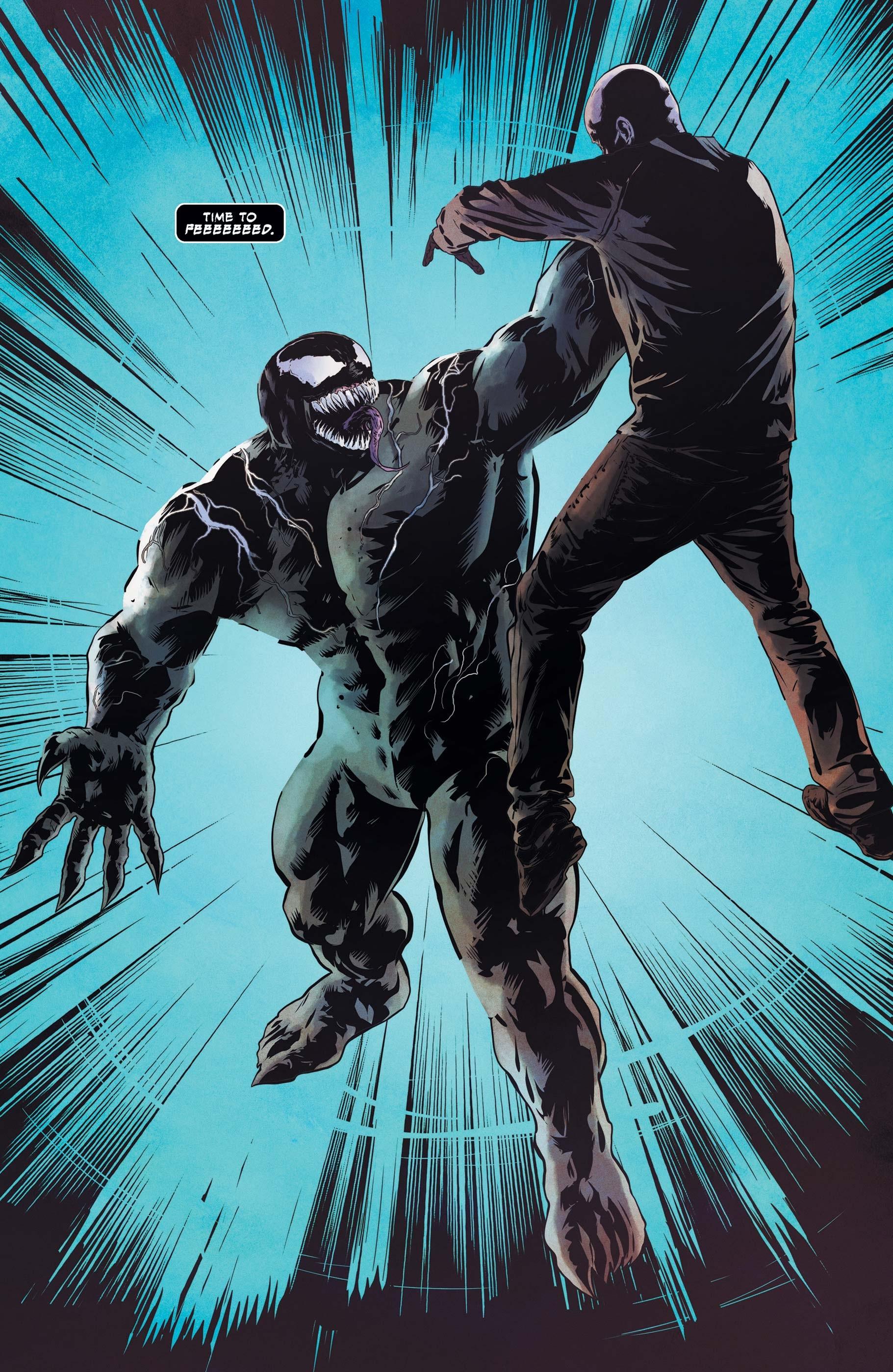 Venom Movie: Why Venom Is A PG-13 PLUS Online Venom Comic Here To Read